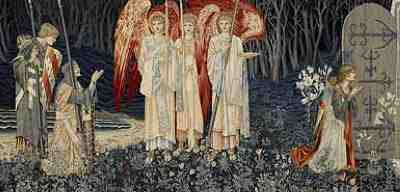 Sir Edward Burne-Jones - The Attainment