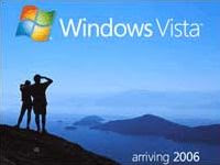 Two hopefuls scanning the horizon for Windows Vista® in 2006