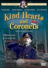 Kind Hearts and Coronets DVD cover