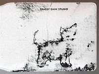 Tracey Emin Studio - Docket on Travel Card Wallet (2007)