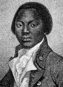 Engraving of Olaudah Equiano