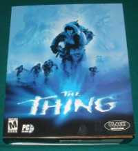 The Thing cover art (Artist Unknown)