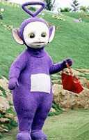 Tinky Winky © BBC TV