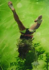 Sarah Harvey - Handstand 1 (2007)