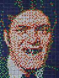 Space Invader - Rubik Jaws (2007)