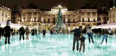 Somerset House Courtyard Ice Rink