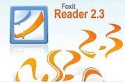 Foxit Reader 2.3 Logo