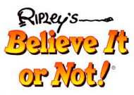Ripleys Believe it or Not!® Logo