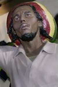 Davor Dukic - Statue of Bob Marley (2008)