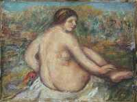 Pierre-Auguste Renoir - Nude