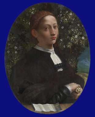 Dosso Dossi - Lucrezia Borgia