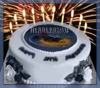 Renderosity® - 10th Birthday Cake (2008)