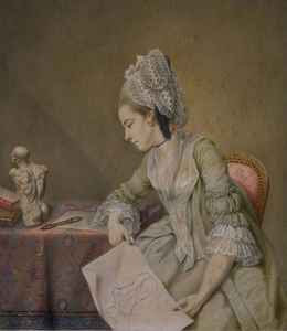 Nathaniel Dance - Angelica Kauffman (c.1764-6)