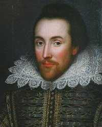 Unknown Artist - William Shakespeare (c.1610)