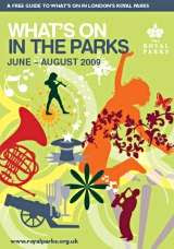 The Royal Parks: What's On In The Parks June - August 2009