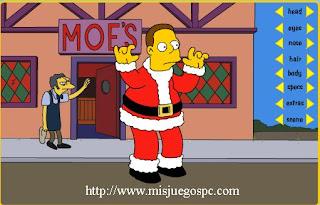 El juego de los Simpson