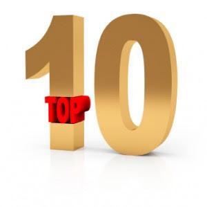 Top 10 Videojuegos