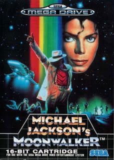 Michael Jackson SEGA