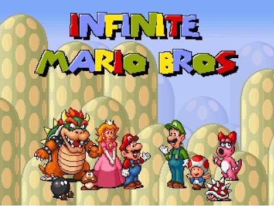 Mario Bros Infinite