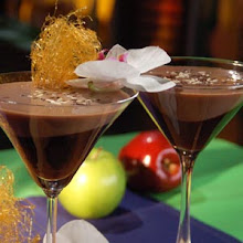 Martinis de chocolate