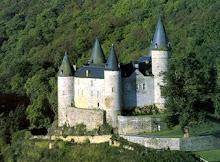 En este castillo del siglo XII