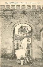 Por el Arco de Elvira