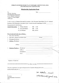 OMA Membership Application Form