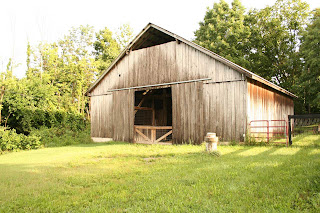 This is my barn in Kentucky