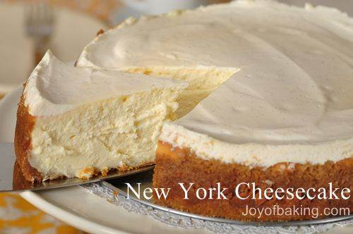 rabbisecrets.blogspot.comNew York Cheesecakes are