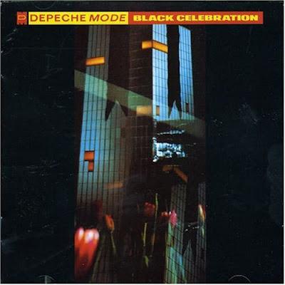 Depeche Mode DepecheModeBlackCelebrationOriginalCover