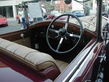 1929 Rolls Royce CU