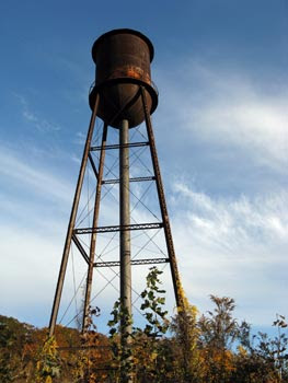 WS water tower profile