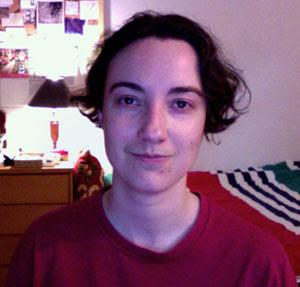 C's new hair