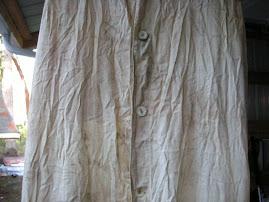 vintage 1860's garmet