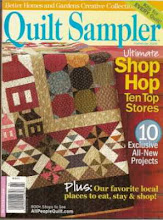 Quilt Sampler Fall 2009