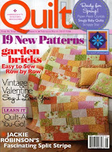 Feb/Mar 2010 Quilt Magazine