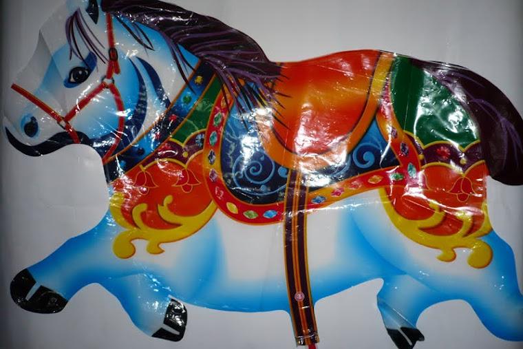 Balon Kuda Rp.4500/pcs (Min.order 50 pcs)