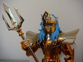 Imagens Poseidon Anime - Deus dos Mares 11