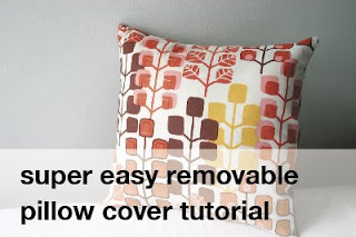 I love to make my pillows like this because they are quick \u0026 easy. Also the removable cover makes washing a breeze. It\u0027s nice to simply be able to slip the ... & Sparkle Power!: Super Easy Removable Pillow Cover Tutorial pillowsntoast.com