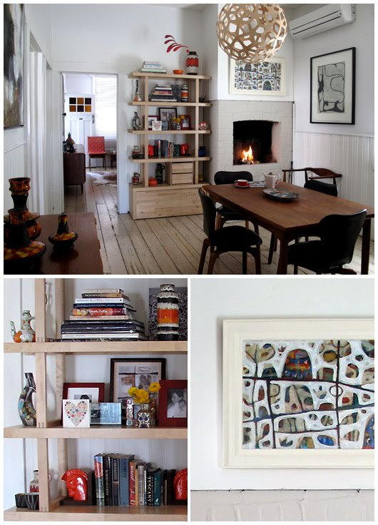 The Design Files: Melbourne Home - Rosetta Santucci and family Rosetta@home