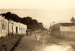 Rua Coronel Pedro Castelo