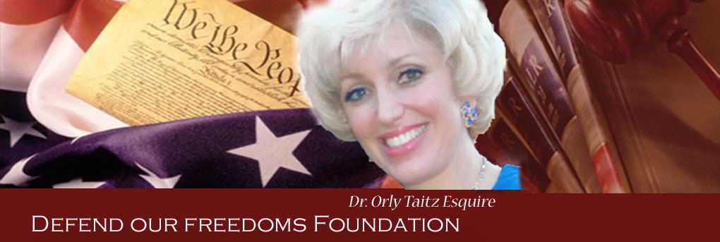 Dr. Orly Taitz's Website