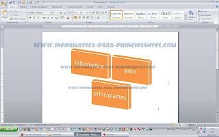 Crear diagramas en word informtica para principiantes con esto acabe el post de crear diagramas en word como veis las posibilidades en office 2007 son infinitas y muy buenas ccuart Images