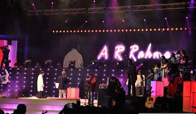 Watch A.R.Rahman's sydney Concert 2010 Online