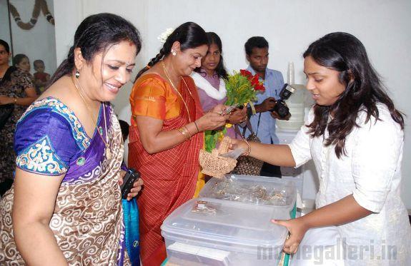 Bhagyaraj Family Photos