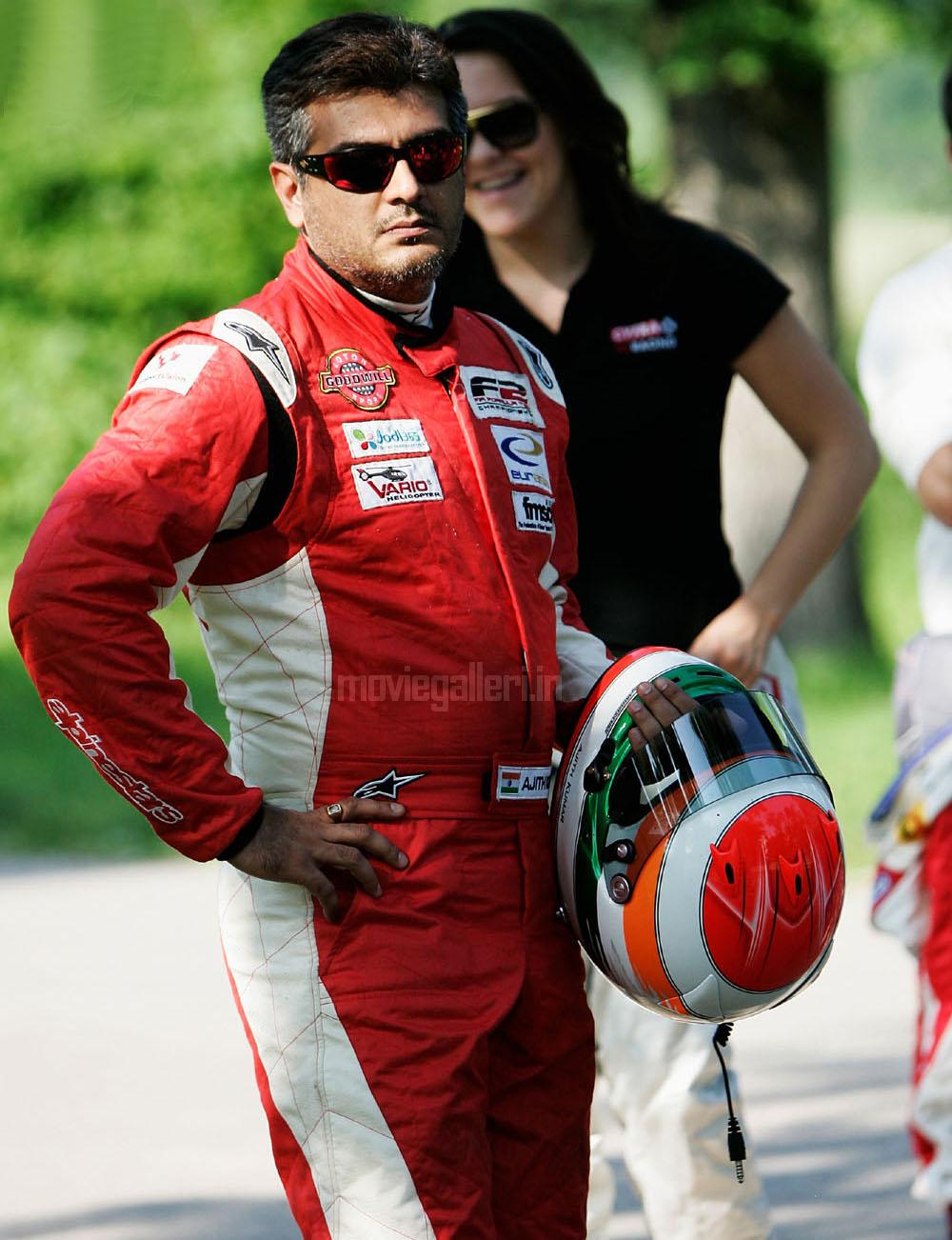 Ajith Car Race