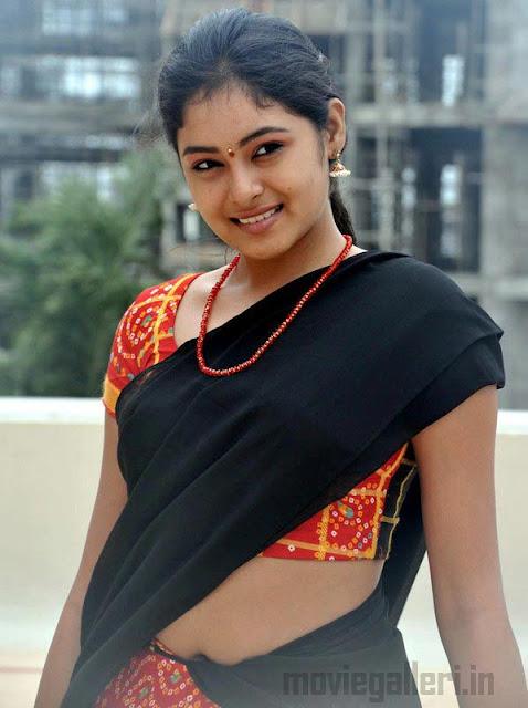 Navel hot actress arundhati