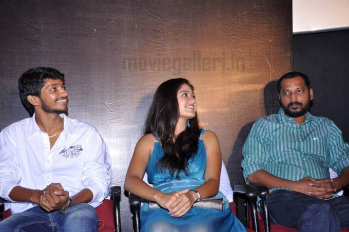 Kadhal Solla Vandhen Audio Launch Stills | New Movie Posters