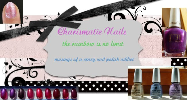 Charismatic Nails - The Rainbow is no Limit