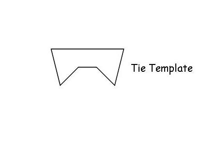 Necktie Design Template  CityEsporaCo